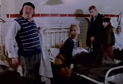 Benny Hill spoof from Simth and Jones, 1984