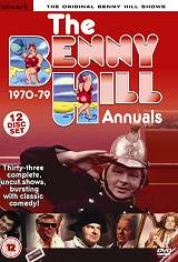 The Benny Hill Annuals: 1970 - 1979