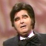 Benny as Anthony Newley in 'A Host of Your Favourite Stars'