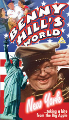 Benny Hill's World, New York DVD