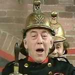 Bob Todd in 'The Lower Tidmarsh Fire Brigade Glee Singers' (March 24, 1976)
