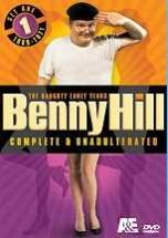 Benny Hill, Complete And Unadulterated: The Naughty Early Years - Set One