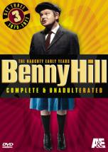Benny Hill, Complete And Unadulterated, The Naughty Early Years - Set Three