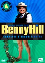 Benny Hill, Complete And Unadulterated: The Hill's Angels Years - Set Four