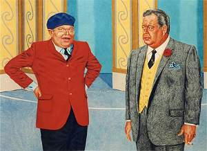 The Great Ones, Benny Hill and Jackie Gleason