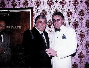 Jon Jon and Tony Bennett