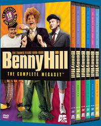 Benny Hill - The Thames Years 1969-1989: The Complete Megaset
