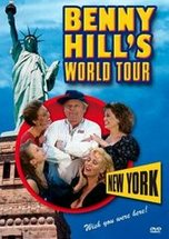 Benny Hill's World Tour: New York DVD